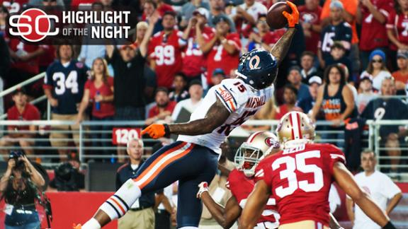 Cutler, Bears Rally Past 49ers