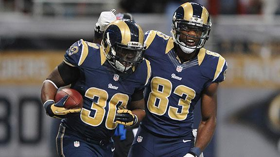 Fantasy Now: Rams