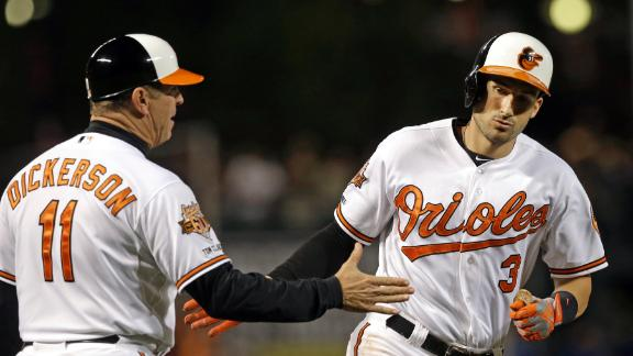 Orioles Power Past Blue Jays