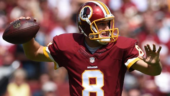 Video - NFL Live OT: Are Redskins Better Off With Cousins Starting?