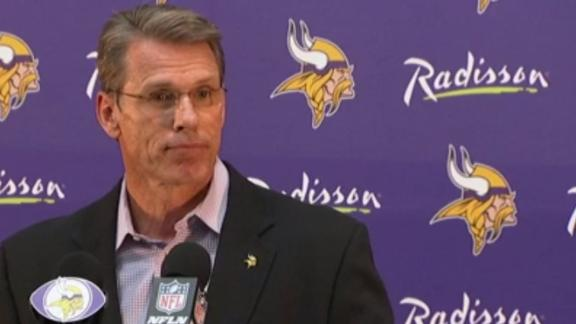 Vikings GM On Peterson Reinstatement