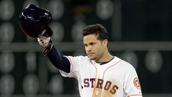 Video - Altuve Sets Mark In Loss