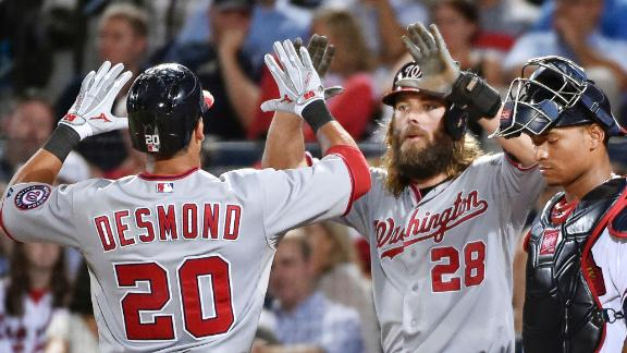 Video - Nationals Clinch National League East