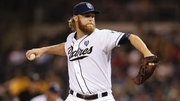 Video - Cashner, Padres Shut Down Phillies