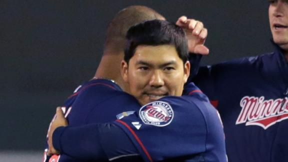 Video - Twins Walk Off Against Tigers