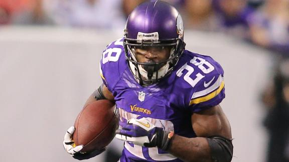 More Adrian Peterson Accusations Surface