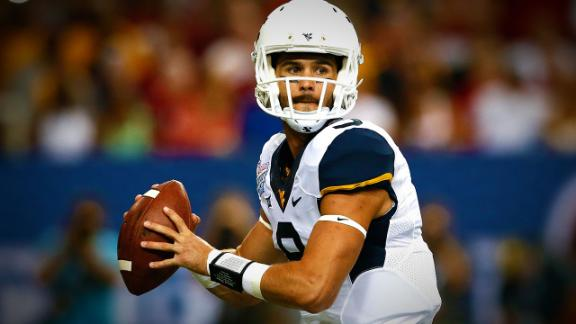 Drive Through: Mountaineers Have Eye On Upset