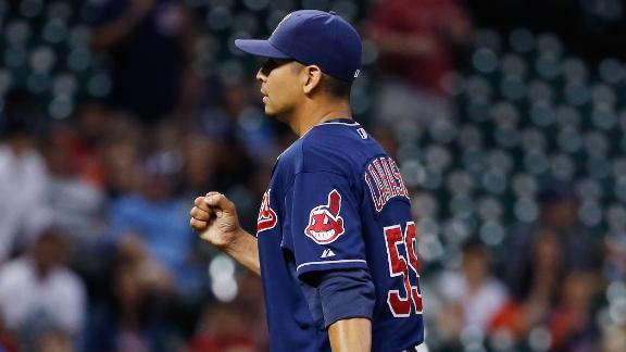 Video - Indians Blank Astros