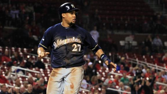 Video - Brewers Win In Extras