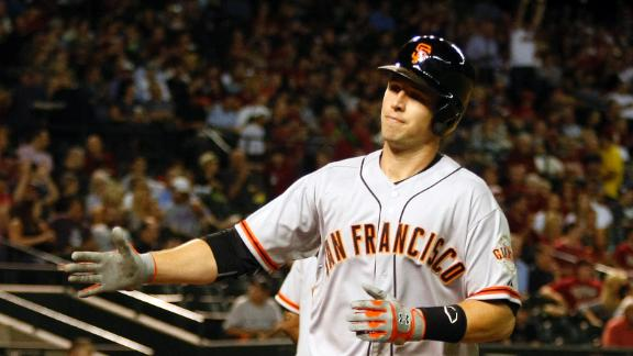 Video - Giants Edge Diamondbacks