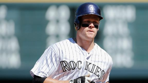 Video - Rockies Rout Dodgers