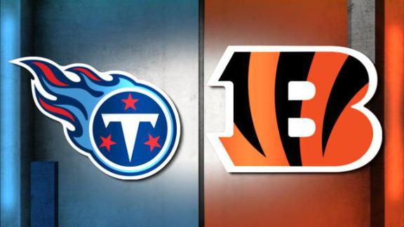 Video - NFL Live Prediction: Titans-Bengals