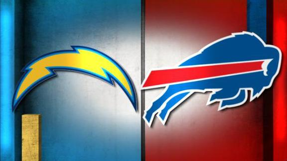 Video - NFL Live Prediction: Chargers-Bills