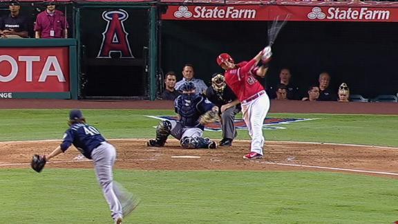 Video - Cron Knocks It Out The Park