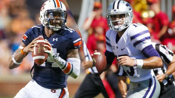 Can Kansas State Slow Down Auburn?