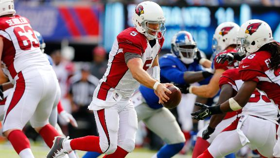 Who Will Start At QB For Cardinals?