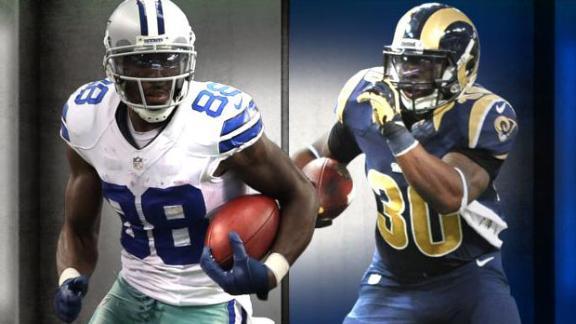 Inside Edge: Cowboys-Rams