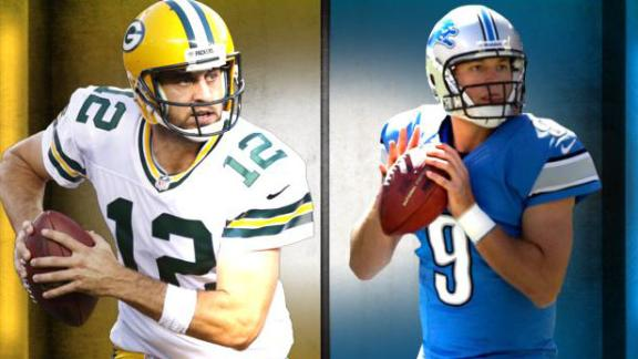 Inside Edge: Packers-Lions
