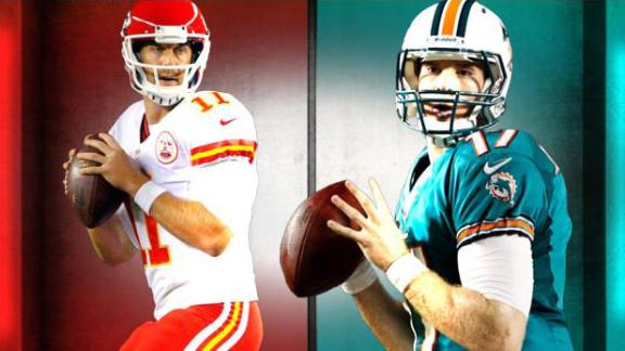 Inside Edge: Chiefs-Dolphins