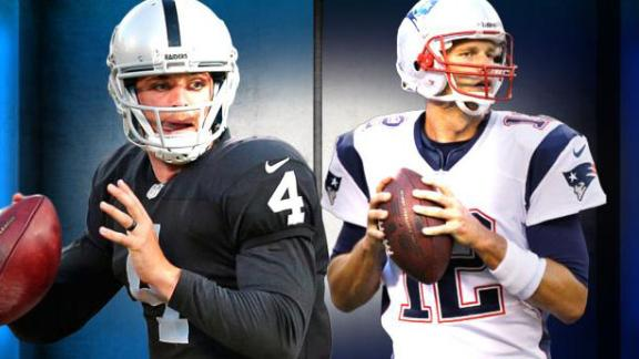 Inside Edge: Raiders-Patriots