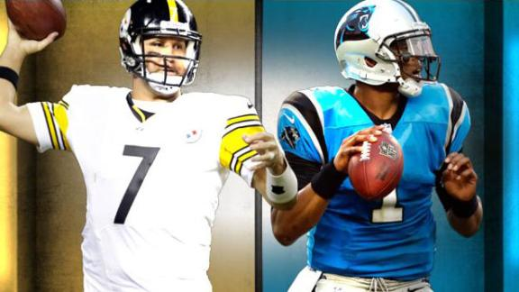 Inside Edge: Steelers-Panthers