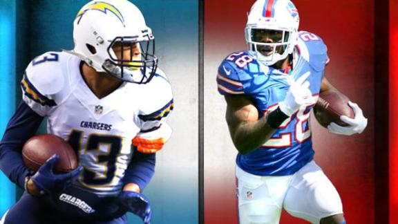 Video - Inside Edge: Chargers-Bills