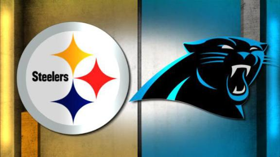 NFL Live Prediction: Steelers-Panthers