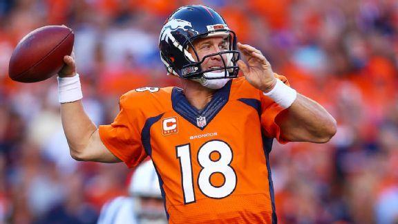 Expectations For Peyton Manning