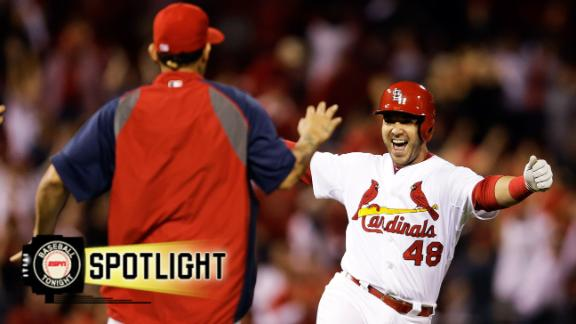 Video - Cardinals Walk Off In 13th