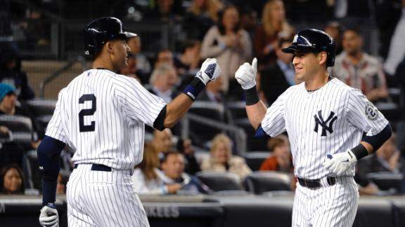 Yankees Win Third Straight