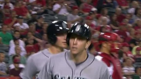 Video - Morrison Powers Mariners Past Angels