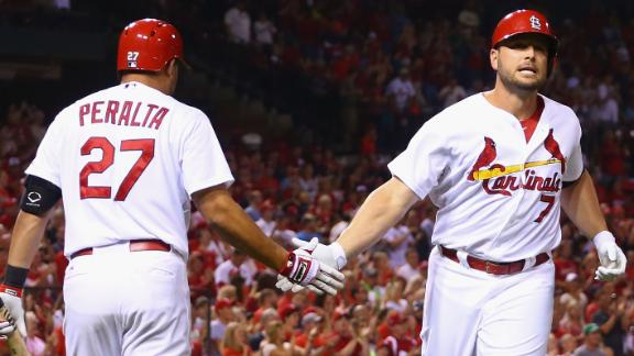 Video - Home Runs Lift Cardinals Past Reds