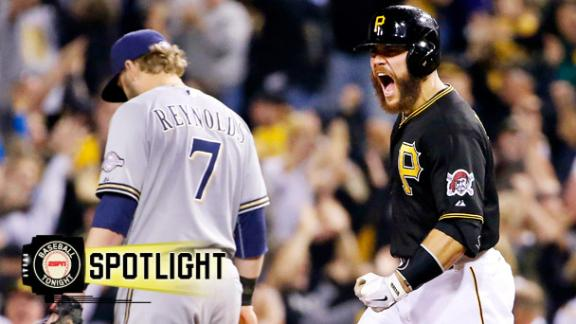Video - Pirates Rally Past Brewers