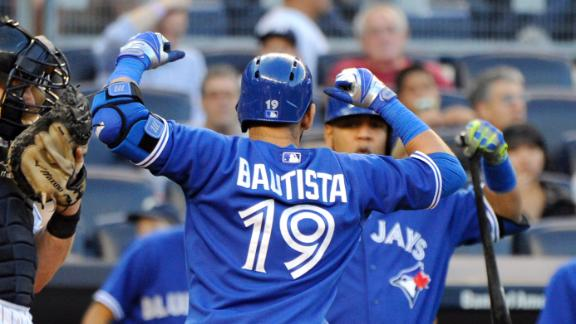 Blue Jays Topple Yankees