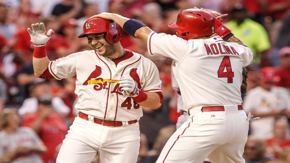 Video - Cardinals Homer Past Reds