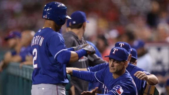 Video - Rangers Roll Angels