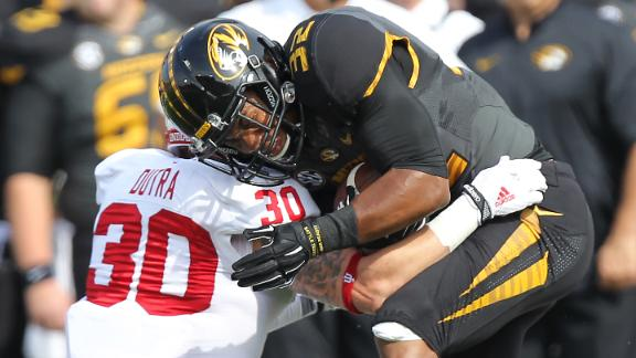 Disappointing Loss For Missouri