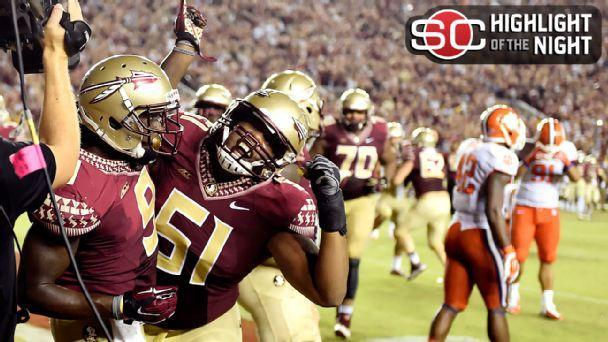 Without Winston, FSU Survives Clemson In OT