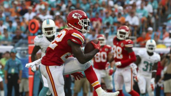 Video - Game Balls: Dolphins vs. Chiefs