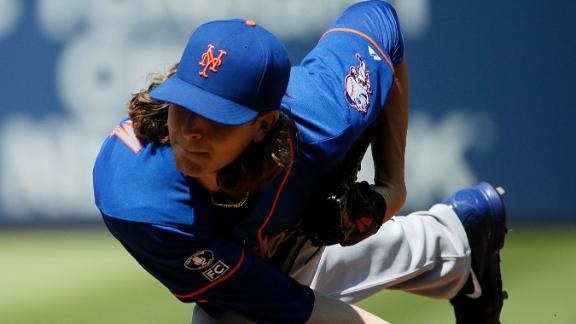 Mets Dash Braves' Playoff Hopes