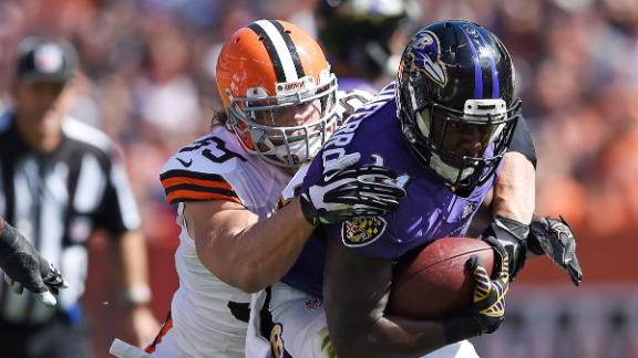 Sunday Blitz: Ravens-Browns Recap