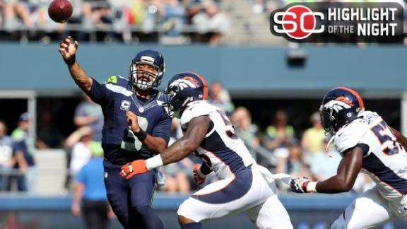 Seahawks Beat Broncos In OT