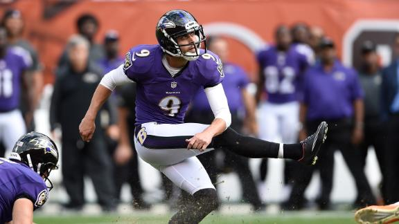 Ravens Get Last-Second Win vs. Browns