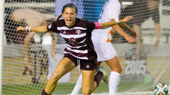 Two Aggies, one Tiger earn Player of the Week honors
