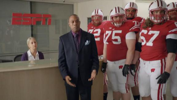This Is SportsCenter: Badgers Meeting Room