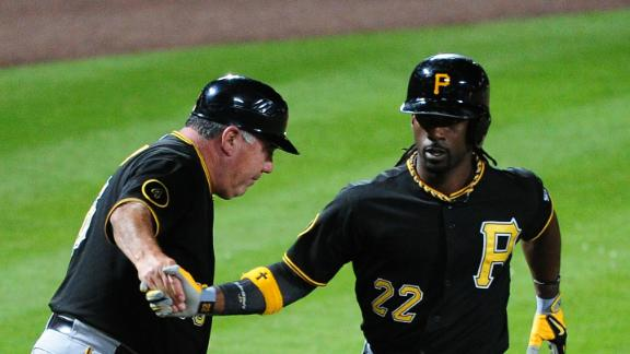 Pirates Shut Out Braves