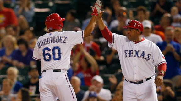 Video - Rangers Slip Past Astros