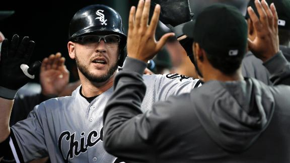 Video - White Sox Blank Tigers
