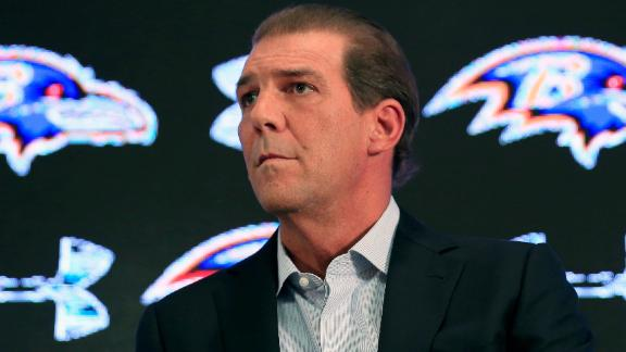 Bisciotti: Sources Are People That Work For Ray Rice
