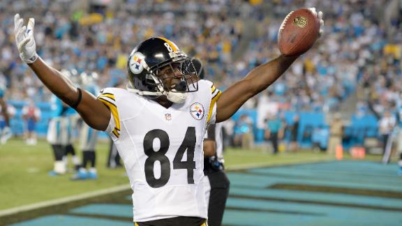Game Balls: Steelers vs. Panthers